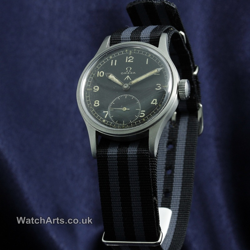 military omega watches for sale